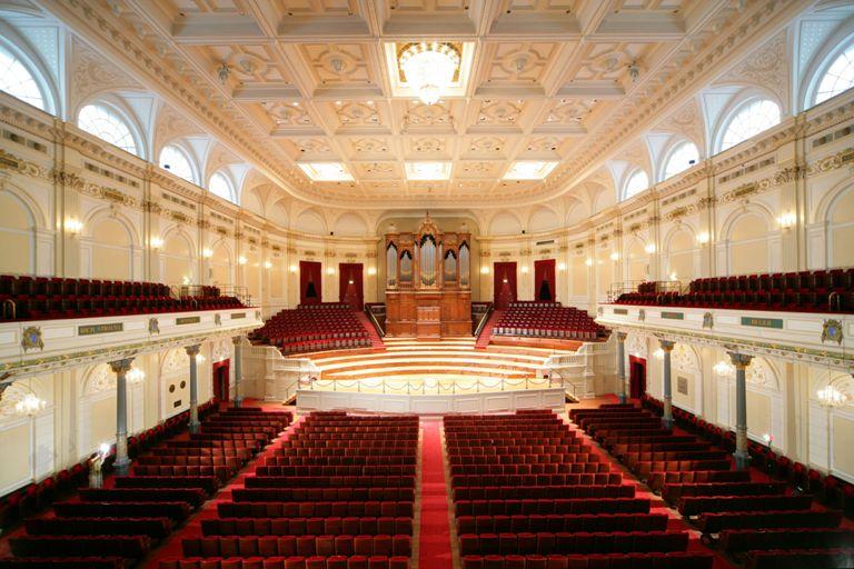 19. Real Concertgebouw