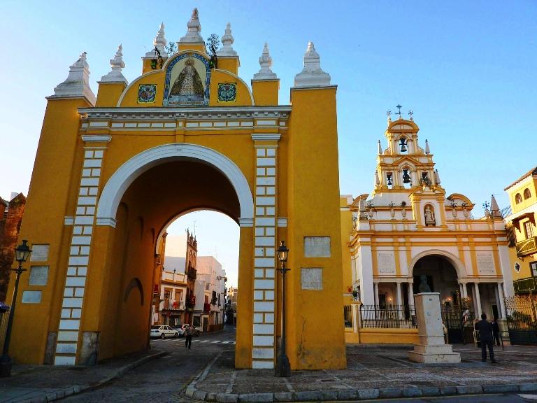 2. Basílica de la Macarena