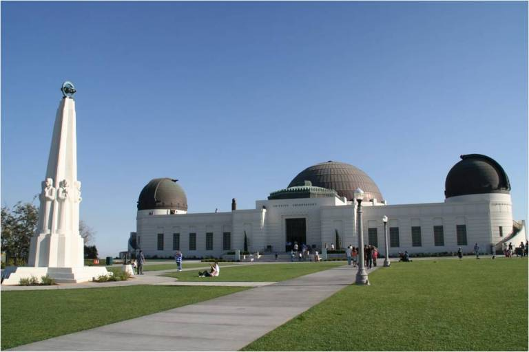 2. Observatorio Griffith