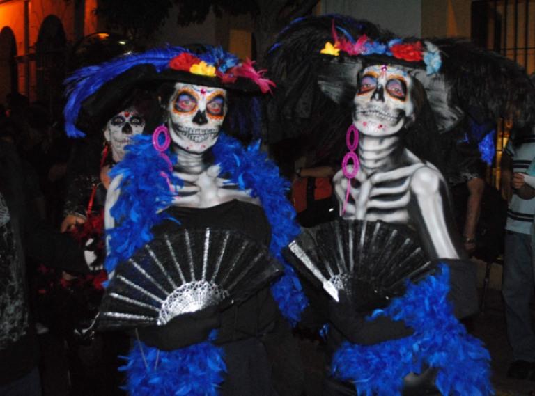 20. Carnaval de los Muertos
