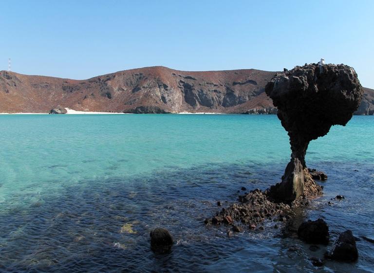 20. Playa Balandra, Baja California Sur