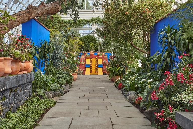 21. La Casa Azul de Frida Kahlo