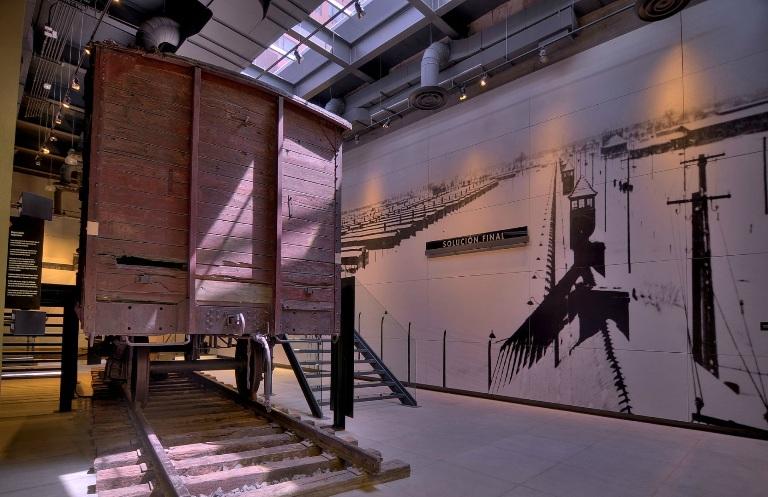 21. Museo Memoria y Tolerancia