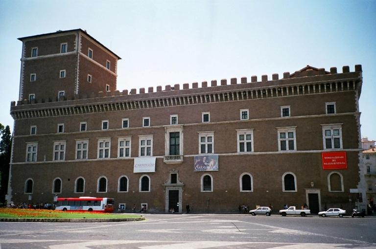 21. Palazzo Venezia