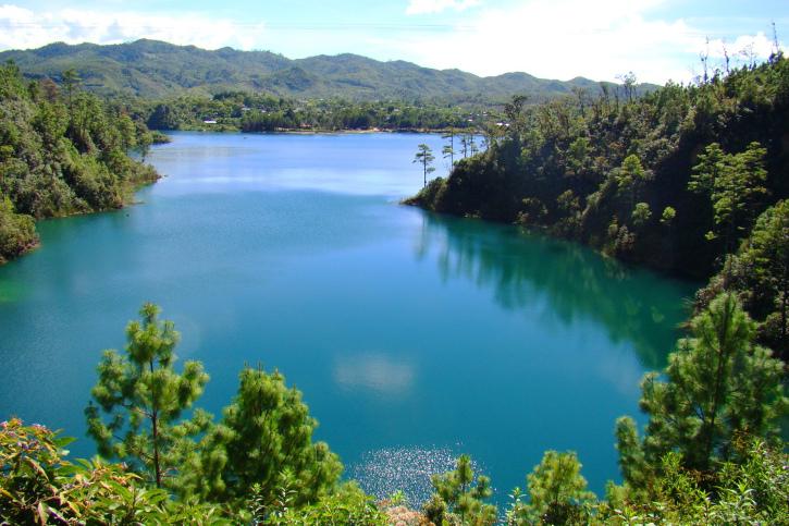 22. Parque Nacional Lagunas de Montebello, Chiapas