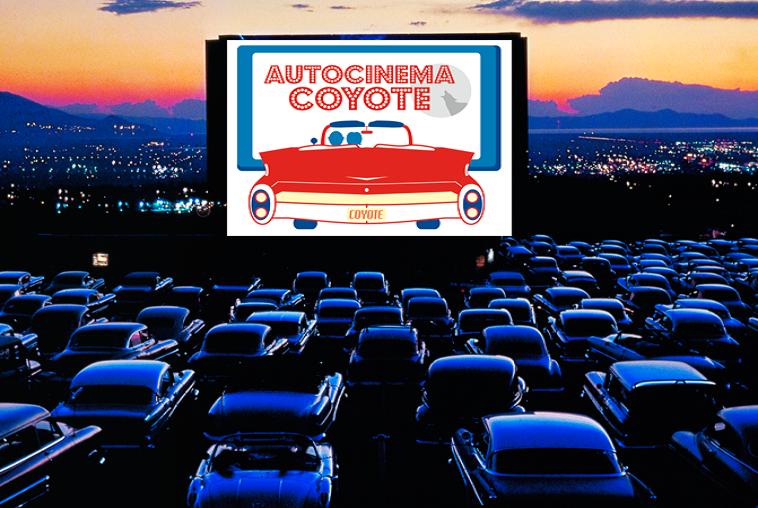 23. Autocinema Coyote en Santa Fe