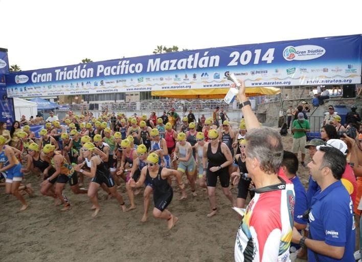 23. Triatlón Internacional Pacífico