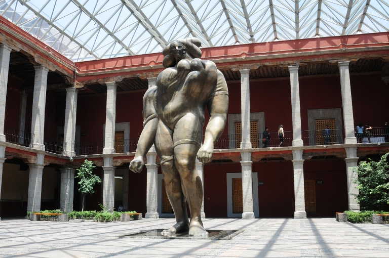25. Museo José Luis Cuevas
