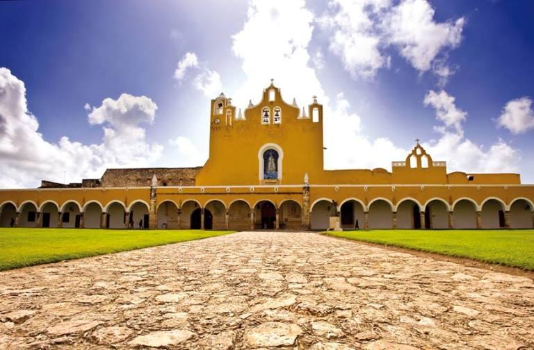 26. Izamal, Yucatán