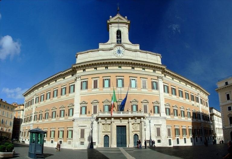 26. Palazzo Montecitorio