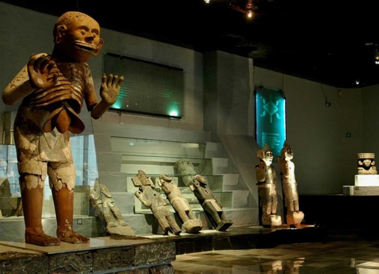 27. Museo del Templo Mayor