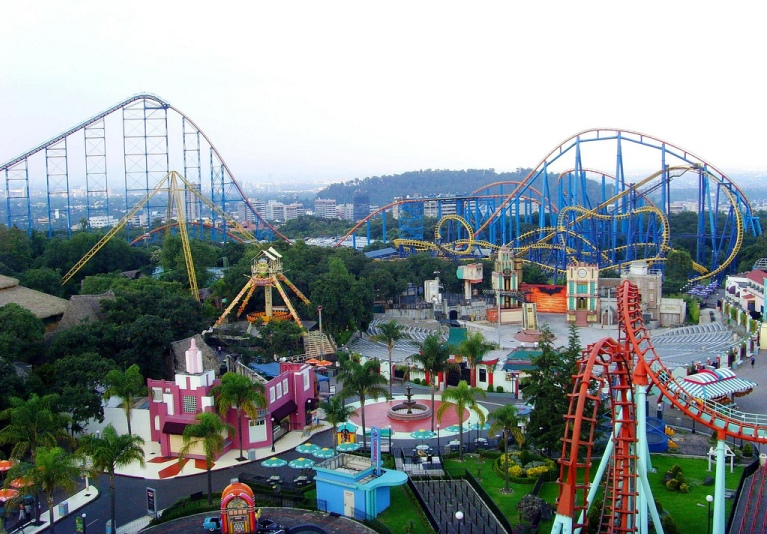 27. Six Flags México