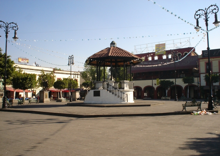 29. Plaza Garibaldi