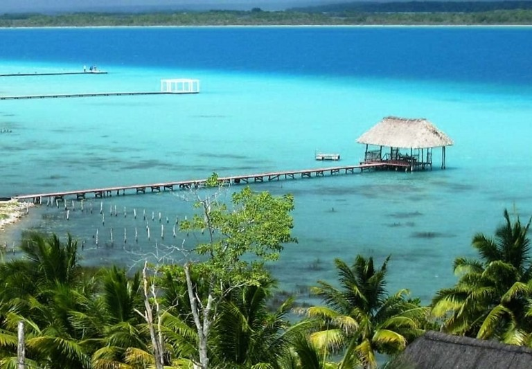 3. Bacalar, Quintana Roo