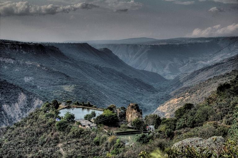 3. Barranca de Aguacatitla
