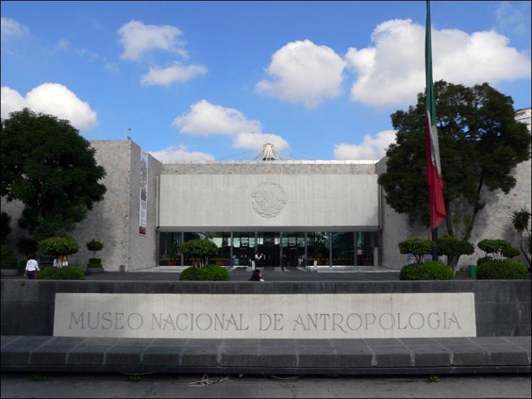 3. Museo Nacional de Antropología