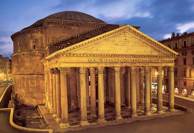 3. Panteón de Agripa