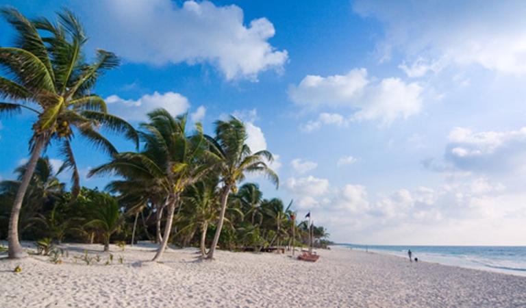 30. Playa Paraíso, Quintana Roo