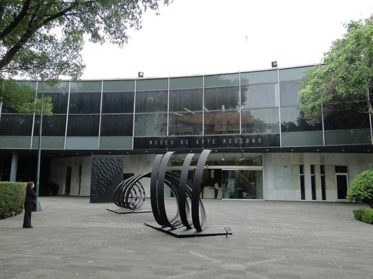 4. Museo de Arte Moderno
