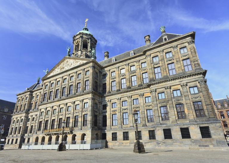 4. Palacio Real de Ámsterdam