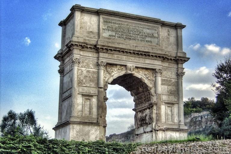 40. Arco de Tito