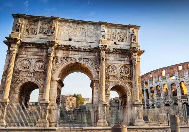 41. Arco de Constantino