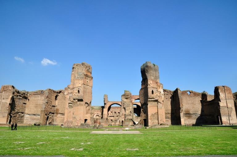 43. Termas de Caracalla