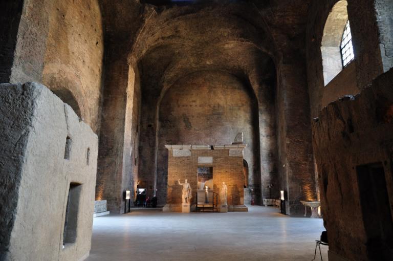 44. Termas de Diocleciano