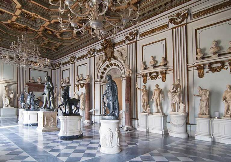 49. Museos Capitolinos