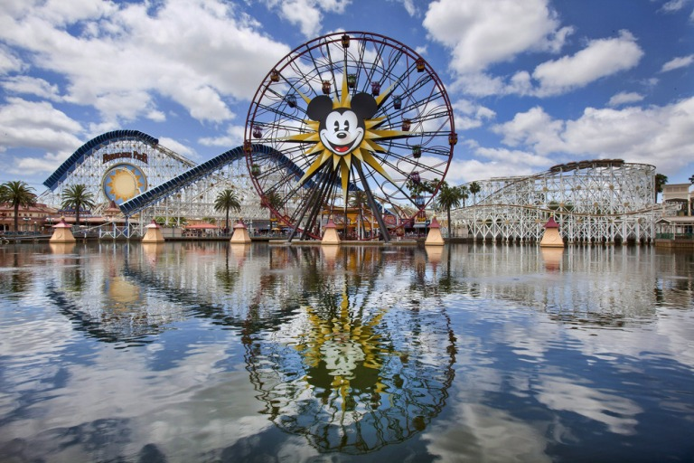 5. Disneyland Resort