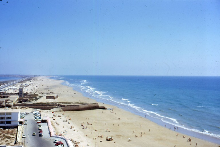5. Playa de Cortadura