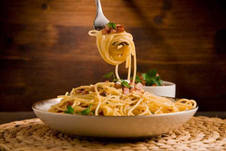50. ¡Spaghetti alla carbonara!