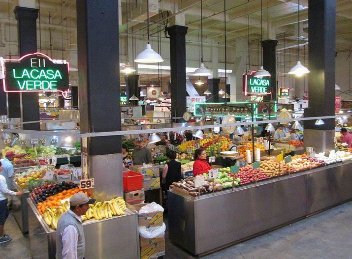 50. Grand Central Market