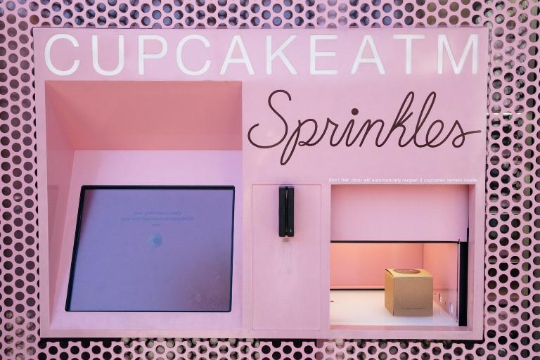 51. Sprinkles ATM