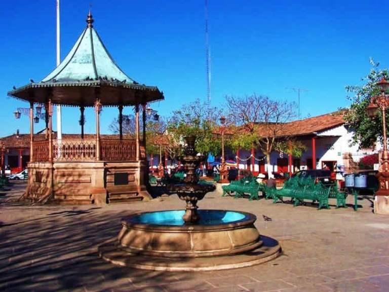 57. Santa Clara del Cobre, Michoacán