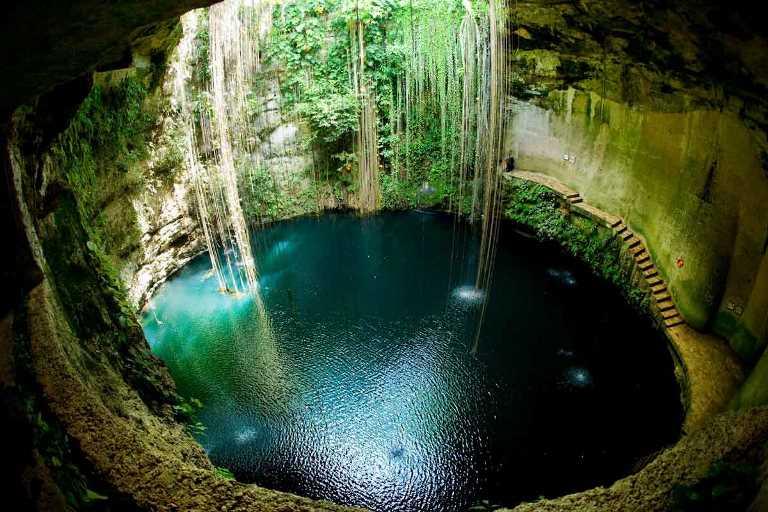 6. Cenotes, Península de Yucatán