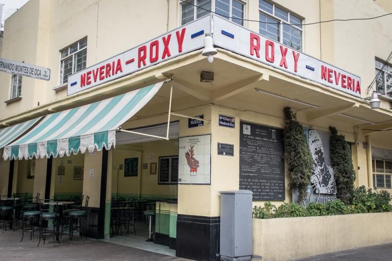 65) Roxy en la Condesa