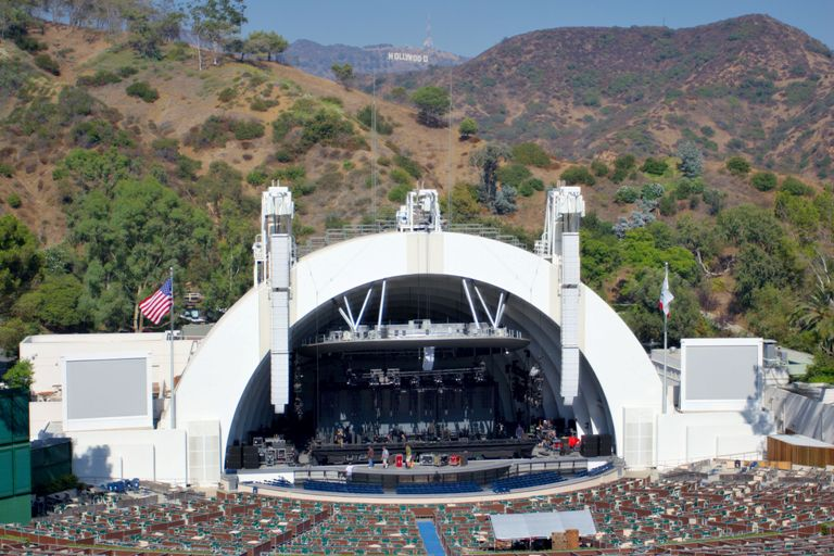 69. Hollywood Bowl