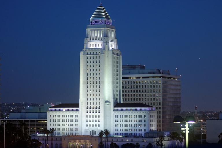 7. Ayuntamiento de Los Ángeles