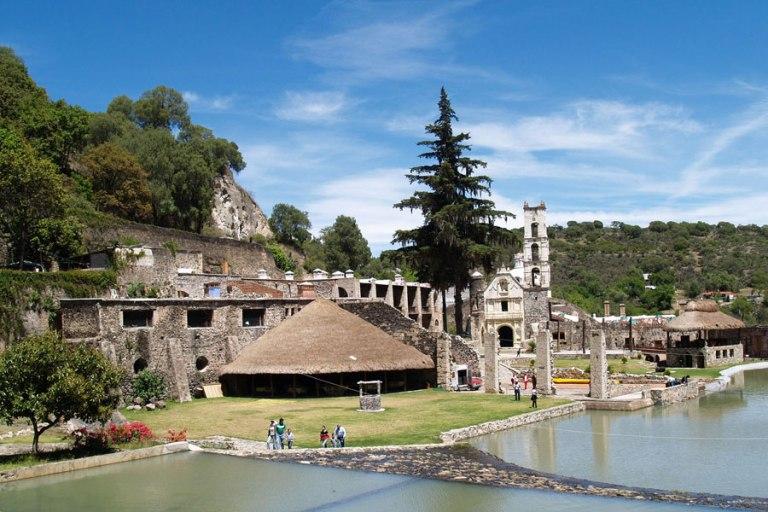 7. Ex hacienda de Santa María Regla