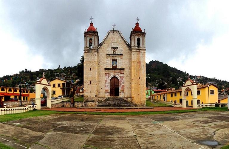 8. Capulálpam de Méndez, Oaxaca