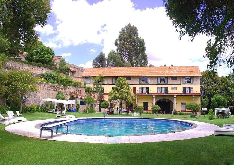 8. Ex hacienda de San Miguel Regla