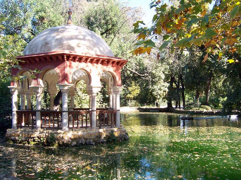 8. Parque de María Luisa