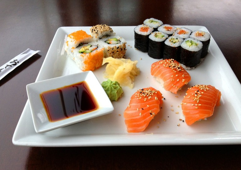 8. Sushi