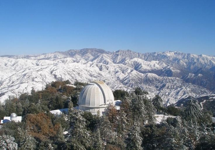 80. Mount Wilson Observatory