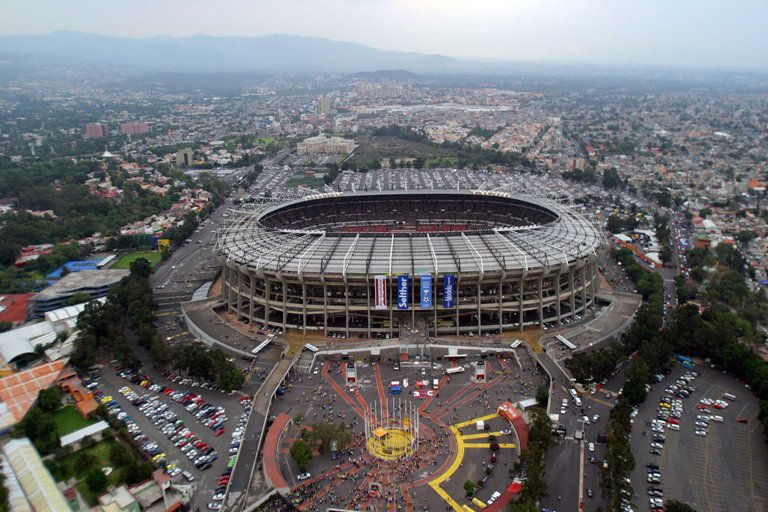 88) Vivir un partido en el Estadio Azteca o en el Estadio Universitario