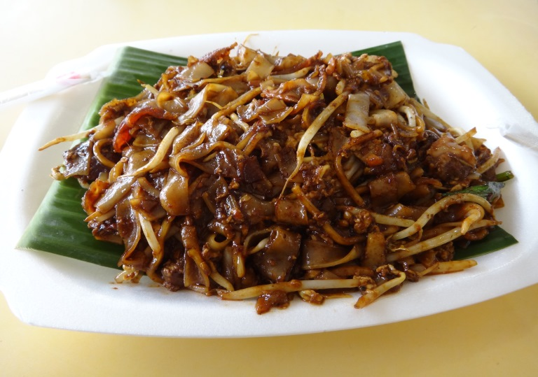 9. Char kway teow