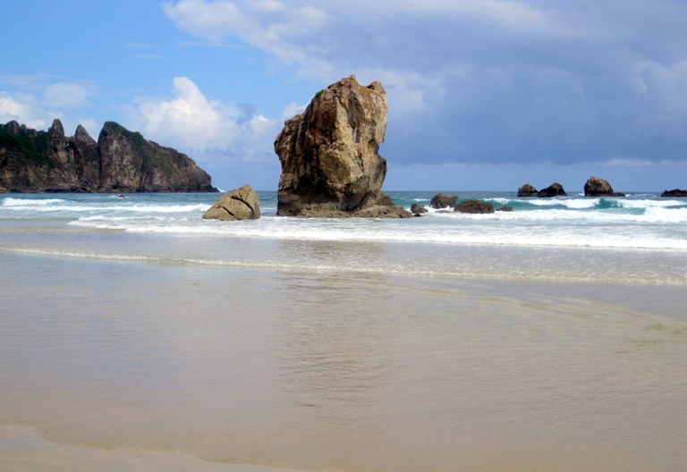 9. Playa de Aguilar Campofrío