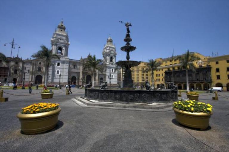9. Plaza de armas (Plaza Mayor)