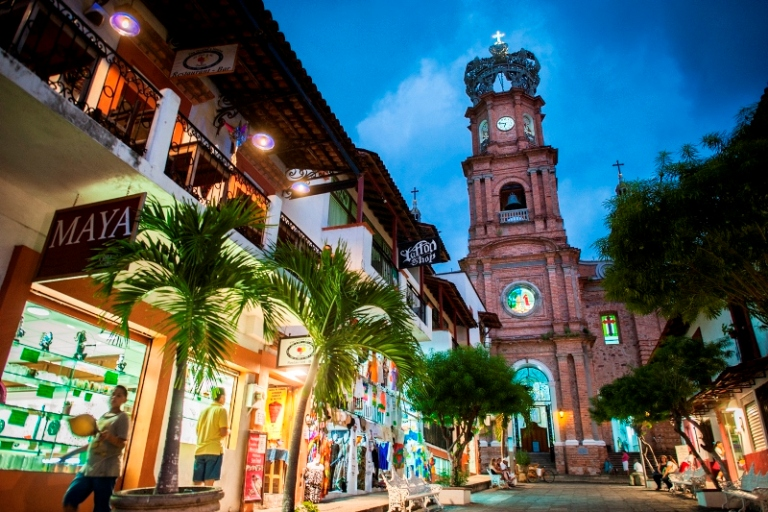 Image result for zona romantica puerto vallarta